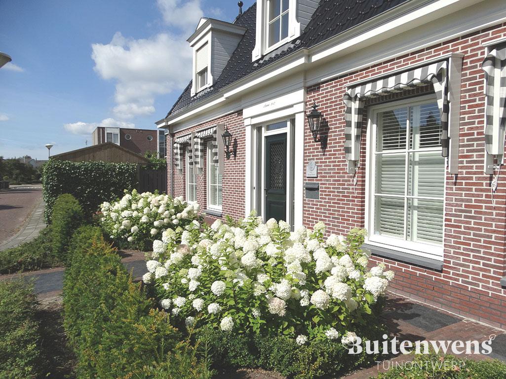 Portfolio Buitenwens Tuinontwerp Heemskerk