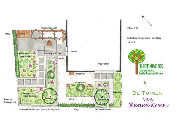 Buitenwens-Tuinontwerp-Heemskerk-Metamorfose-Versteende-voortuin