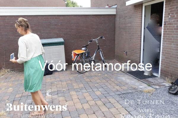 Buitenwens-Tuinontwerp-Heemskerk-Voor-Metamorfose-Versteende-voortuin